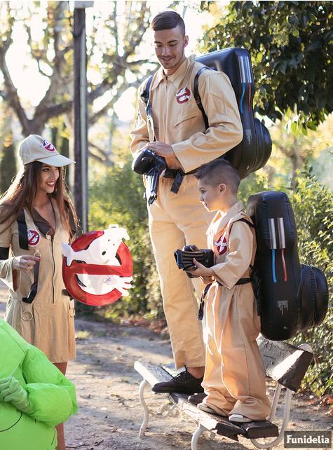 Ghostbusters kostyme barn