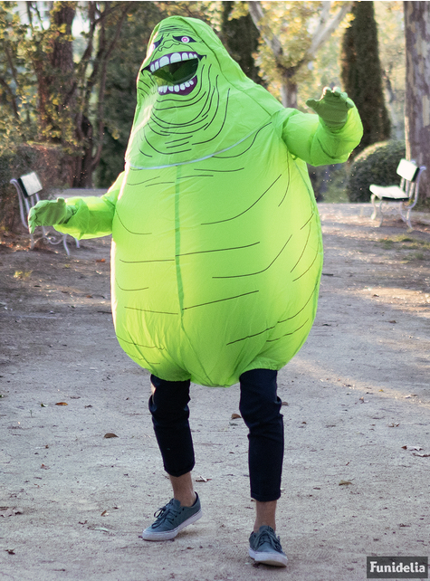 Slimer Ghostbusters Kostüm