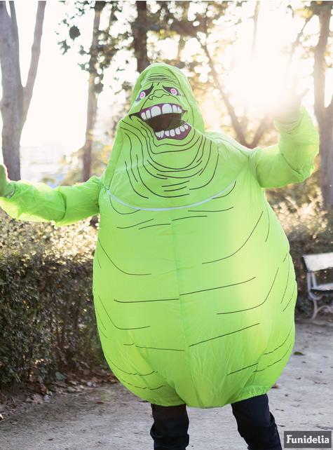 Slimer Ghostbusters Kostyme Voksen