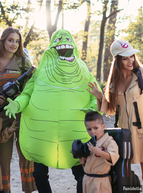 Ghostbusters Slimer kostuum