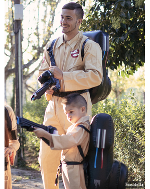 Costum Ghostbusters deluxe pentru bărbat