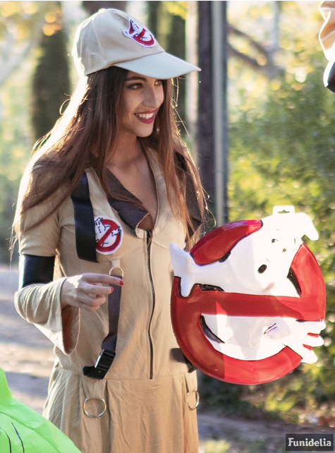 Womens sexy Ghostbusters deluxe costume