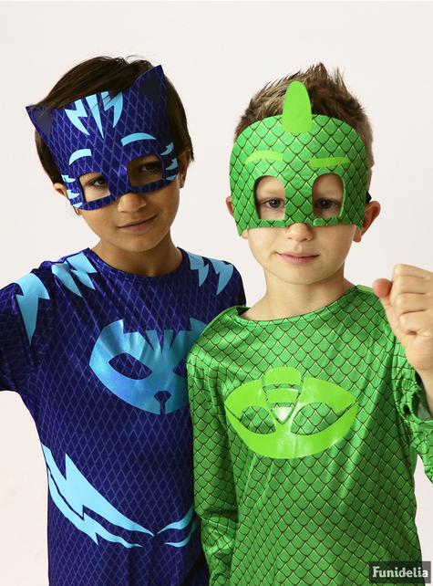 Chlapecký kostým Catboy Pyžamasky (PJ Masks) Classic