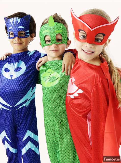 Disfraz Buhíta PJ Masks para niña