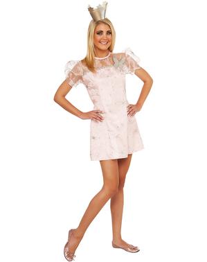 Glinda Kostüm für Damen Der Zauberer von Oz