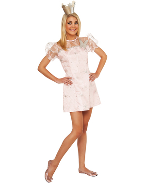 Womens Glinda The Wizard of Oz costume