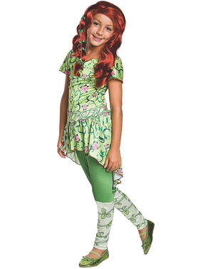 Girl's Poison Ivy Costume