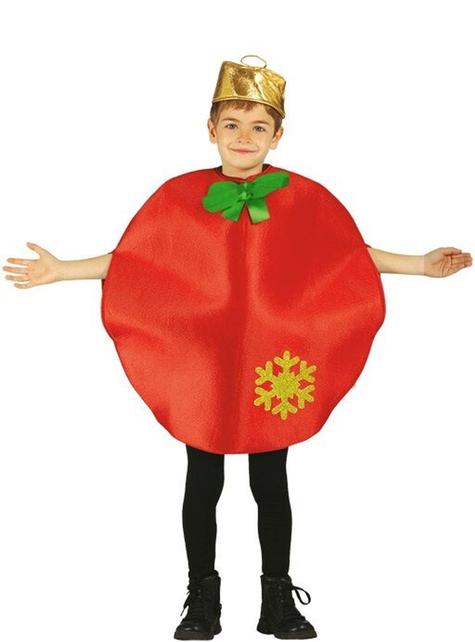 Julekule kostyme til gutt
