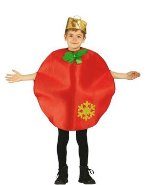 Costum glob de Crăciun pentru băiat