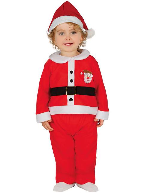 Babies Adorable Father Christmas Costume