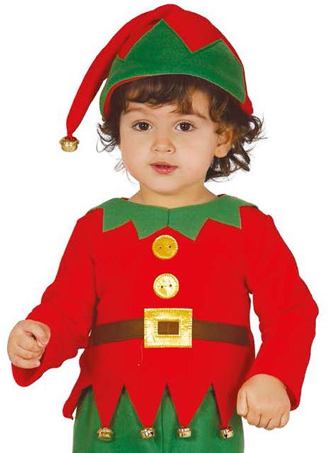 エルフの衣装古典赤ちゃん