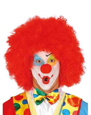 Afro Clown Perücke