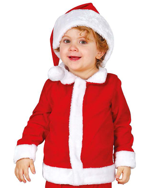 תינוקות מתוקים קלאוס תלבושות