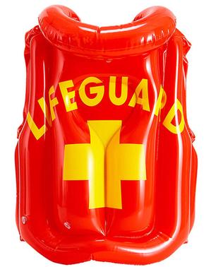 Colete salva-vidas insuflável para adulto
