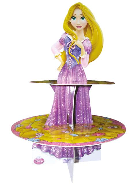 Alzatina per cupcakes di Rapunzel - Principesse Disney