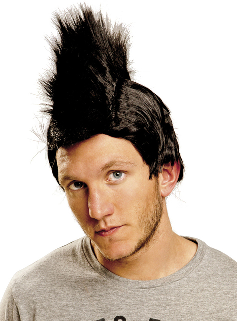 Adult's Punk Wig