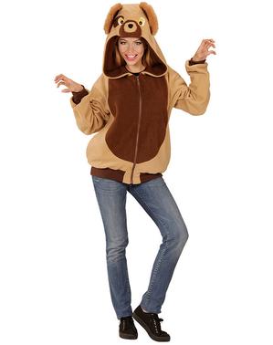 Suéter de cão amoroso para adulto