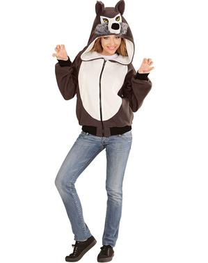 Свита Вовк з капюшоном для дорослих