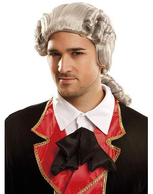 Perruque Baroque homme