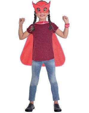 Masker PJ Owlette Set untuk Anak Perempuan