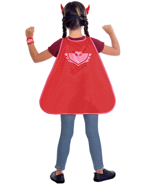 Eulette PJ Masks Kit für Mädchen