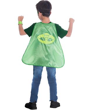 Gecko Kostüm-Set PJ Masks Pyjamahelden für Kinder