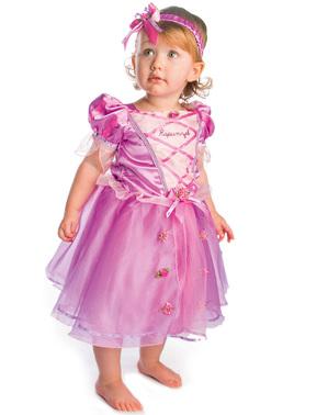 Rapunzel kostyme til baby