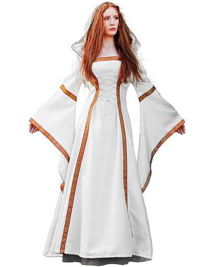 Prinses Eleana kostuum voor vrouw