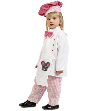 Costum de Chef pentru bebeluși