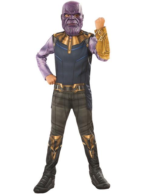Thanos-Asu Lapsille - The Avengers: Infinity War