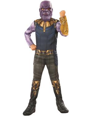 Costum Thanos pentru băiat - Avengers Infinity War