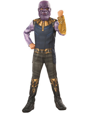 Thanos kostyme for kids - The Avengers: Infinity War
