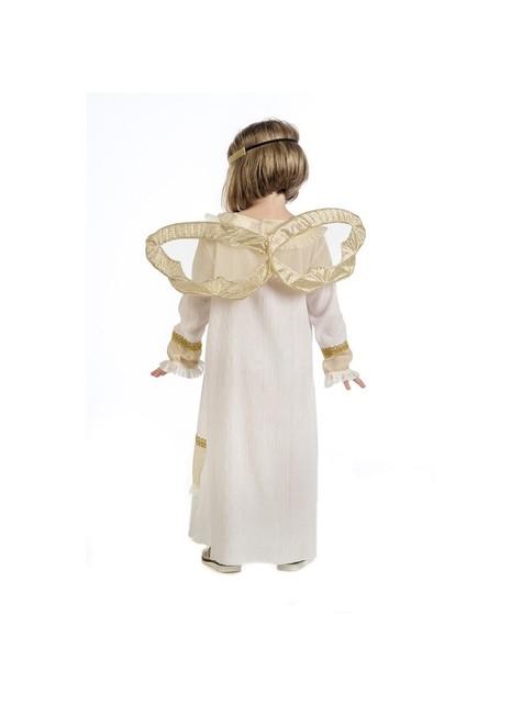 תחפושת מלאך זהב לנערות