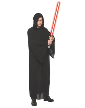 Deluxe hooded Sith robe