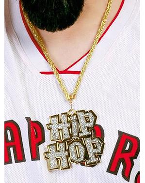 Colier hip hop