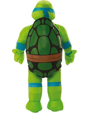 Leonardo felfújható jelmez - Ninja Turtles