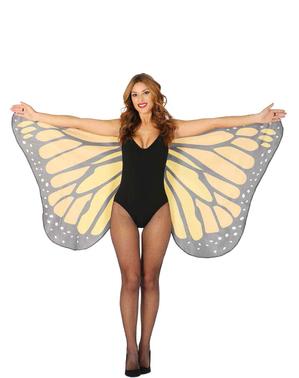 Vlinder vleugels voor volwassenen