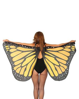 Vingar fjäril för vuxen