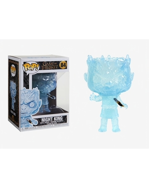 Funko POP! Crystal Night King dengan Dagger in Chest - Game of Thrones