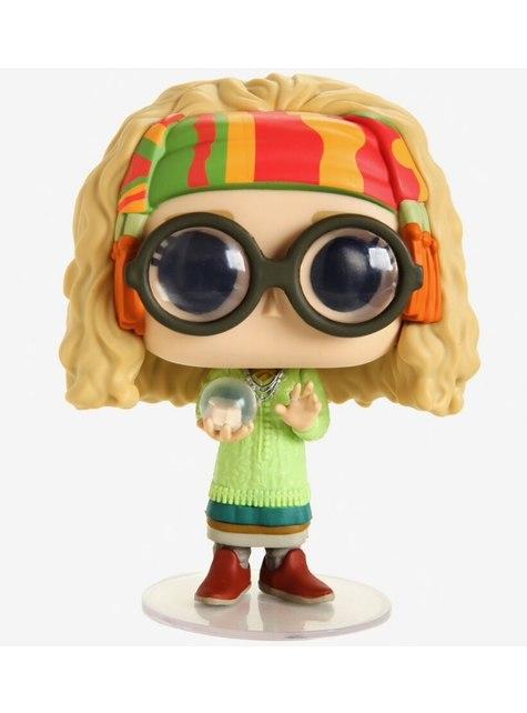Funko POP! Profesora Sybill Trelawney - Harry Potter y el Cáliz de Fuego