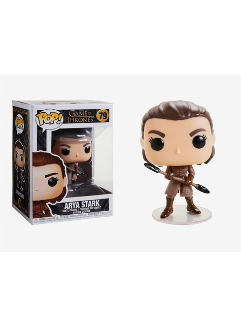 Funko POP! Arya Stark with Two Headed Spear - Game of Thrones