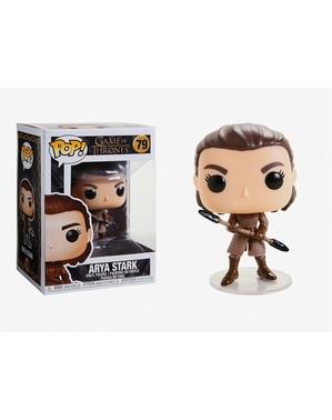 Funko POP! Arya Stark con lanza - Juego de Tronos