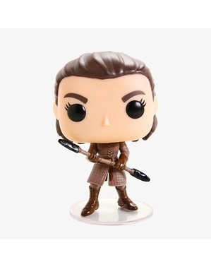 Funko POP! Arya Stark avec lance - Game of Thrones