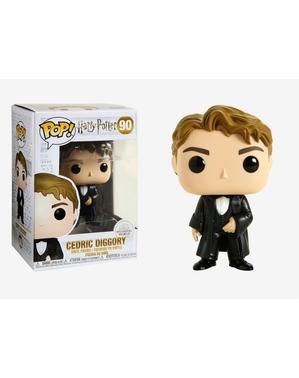 Funko POP! Cedric Diggory con traje - Harry Potter y el Cáliz de Fuego