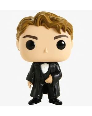 Funko POP! Cedric Diggory Yule Ball - Harry Potter and the Goblet of Fire