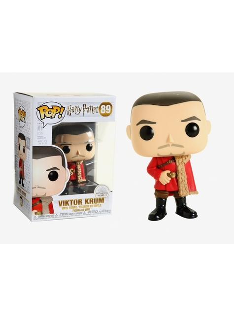 Funko POP! Viktor Krum - Harry Potter y el Cáliz de Fuego