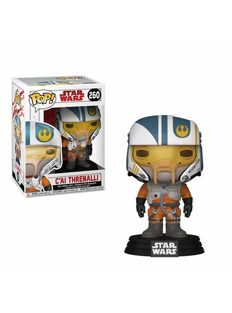 Funko POP! C'ai Threnalli - Star Wars The Last Jedi