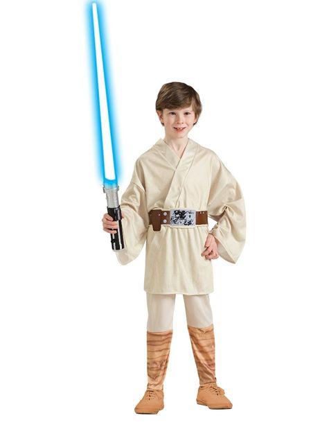 Luke Skywalker kostume til børn - Star Wars