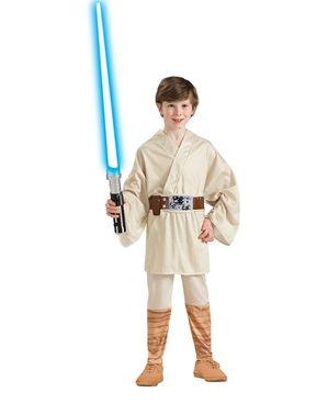 Dětský kostým Luke Skywalker