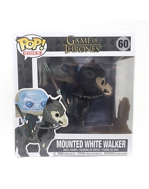 Funko POP! Rides: White Walker riding Horse - Game of Thrones